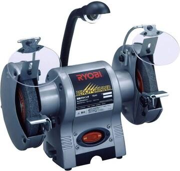 リョービ(RYOBI) 両頭グラインダ 砥石径150mm TG-61 632500A