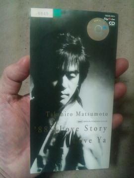 松本孝弘 '88 Love Story