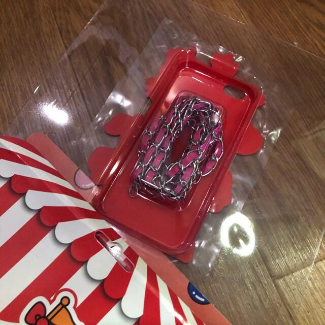 新品 日本未発売 ハローキティ  iPhone6 4.7ケース < 家電/AVの