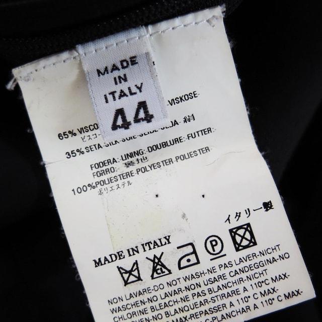 07SS マルタンマルジェラ スラッシュ ドレープ ロング ワンピース アーカイブ < ブランドの