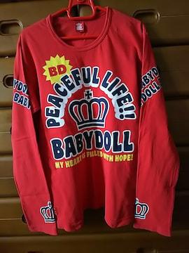BABYDOLL★Tシャツ(・ω・)