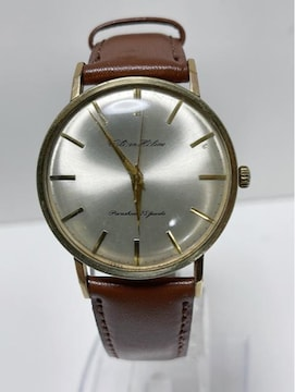T334 MBR★CITIZEN HILINE 14K GOLD FILLED 腕時計