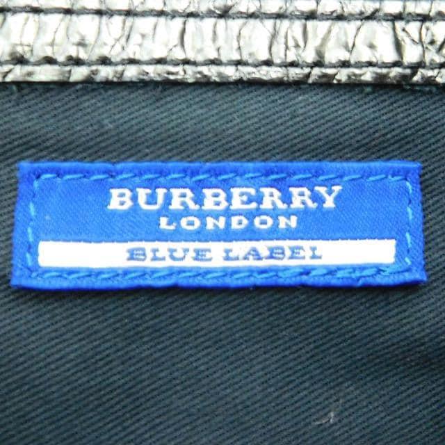 Burberryバーバリー ショルダーバッグ 2WAY グレー 良品 正規品 < ブランドの