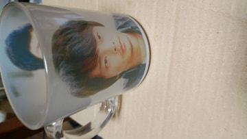 ☆パク・ヨンハ☆写真入りガラスカップ