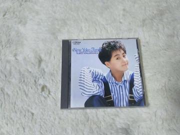 CD 長山洋子 ニューヨーコ タイムス ベスト '87/12 全14曲 帯無