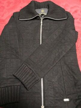 美品 CLATHAS  クレイサス キルティング コート ジャケット 黒