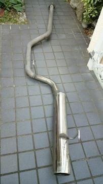 ホンダ オデッセイ モデューロマフラー RA6 RA7