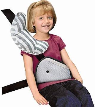 シートベルトカバー 【最新進化版】 シートベルト 枕 子ども用