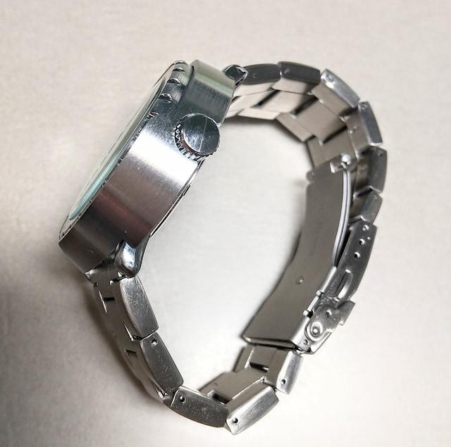 腕時計 巨石 日常生活防水 3AMT 飾ベゼル(デザイン) Megalith < 男性アクセサリー/時計の