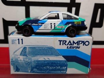 ★日本製トミカ トランピオ レビン11号車(AE86)★TOMY★