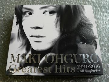 大黒摩季/ベスト【Greatest Hits 1991-2016〜ALL Singles+】3CD