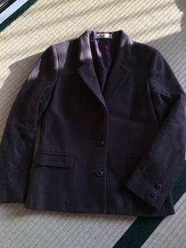 美品 ワールド製 女性用秋冬物ジャケット