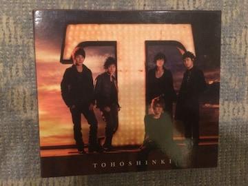 激安!超レア!☆東方神起/T☆初回限定盤/2CD+2DVD☆超美品☆