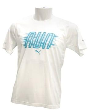 プーマ PUMA ランニングウェア ラン ショートスリーブTシャツ