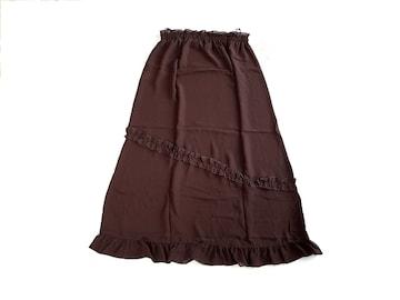 新品 定価¥4095 Petit Bouquet ミモレ丈〜マキシ丈 スカート
