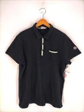 MONCLER(モンクレール)slim fit パイピング ポロシャツポロシャツ
