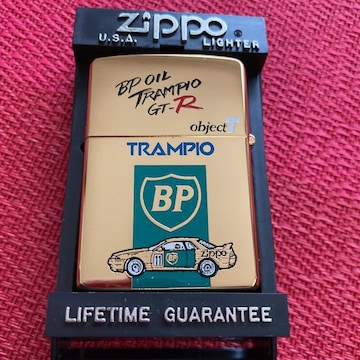 BP TRAMPIO ビーピートランピオジッポー