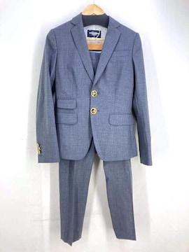 DSQUARED2(ディースクエアード)2Bテーラードジャケット&スラックスパンツパンツスーツ