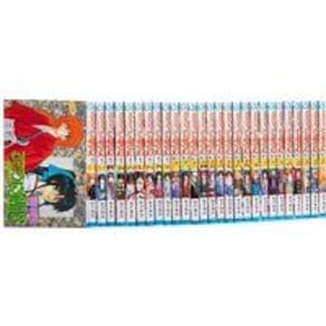 ■コミック本『るろうに剣心 全28巻 セット』