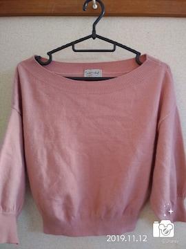 ピンク♪トップス