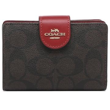COACH C0082 IMRVQ 二つ折財布 レディース