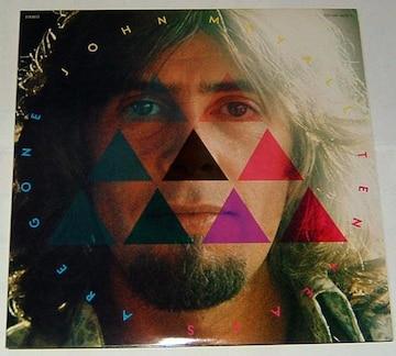 ジョン・メイオール『テン・イヤーズ・アー・ゴーン』初回発売LP