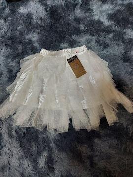 新品タグ付☆バナチスカート サイズ150