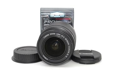 定番の標準レンズ♪Canon EF-S 18-55mm IS �U