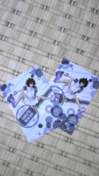 新テニ【ミニクリアファイルコレクション〜自主練編〜】向日岳人