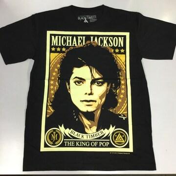 デザインTシャツ Mサイズ マイケルジャクソン MICHAEL JACKSON