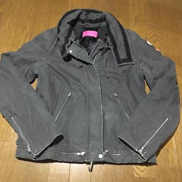 USAジューシークチュール ライダースジャケット M