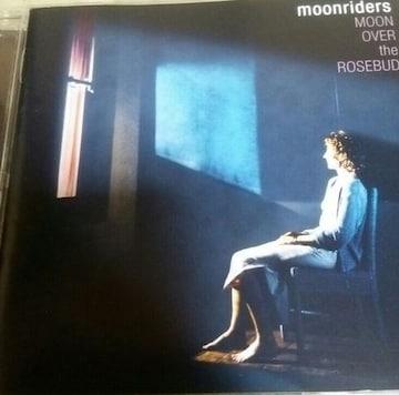 CD ムーンライダーズ MOON OVER the ROSEBUD