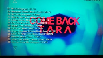 COME BACK T-ARA PV&TV BEST45