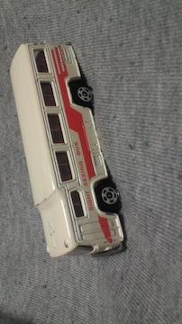 トミカ 日本製 富士重工 セミデッカータイプバス