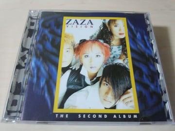 ZAZA CD「2集THE SECOND ALBUM - VISION」韓国K-POP男女ユニット