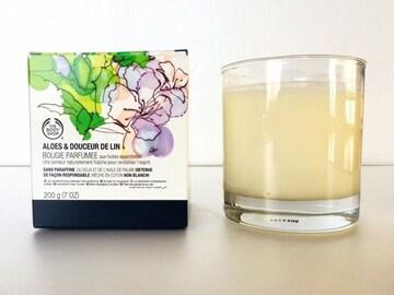 新品!THE BODY SHOP★ボディショップ アロマキャンドル 200g