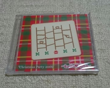 ℃-ute CD「℃hristmas Party 2009」FC限定