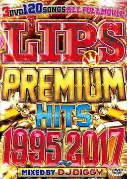 ♪送料無料♪★LIPS PREMIUM HITS 1995-2017 3枚組★