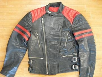 ヴィンテージ 70年代 ヨーロッパ ライダースジャケット M