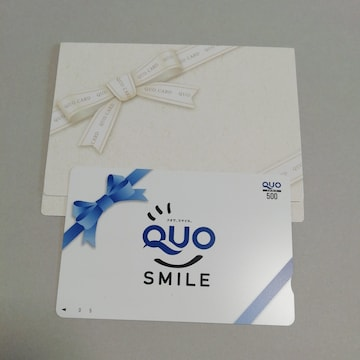 [送料63円] クオカード、QUO、クオカ