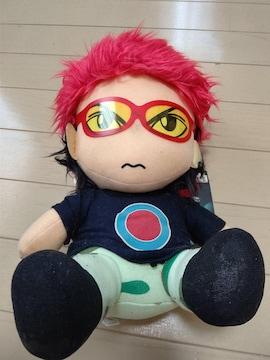 X JAPAN hide DX人形 ぬいぐるみ UFOキャッチャー zilch