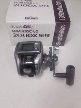 ダイワ・タナセンサー・S‐2000DX 早技船釣 現品処分品税込み