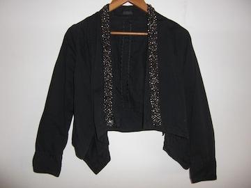 Barakバラク ビーズ変形ジャケット