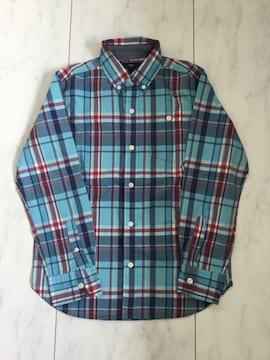 Gap kids チェックシャツ 長袖シャツ 140cm ギャップ