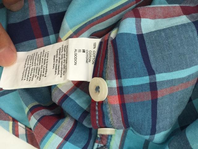 Gap kids チェックシャツ 長袖シャツ 140cm ギャップ < ブランドの