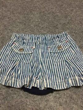 西松屋   ショートパンツ スカート風 80cm