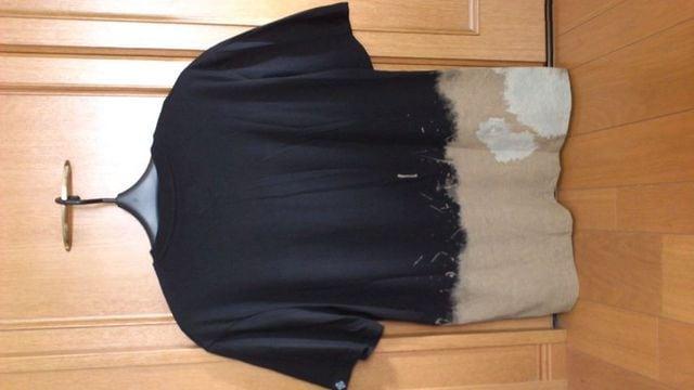 激安92%オフシュプリーム系、海外限定、アメカジ、Tシャツ(新品タグ、黒、L) < 男性ファッションの