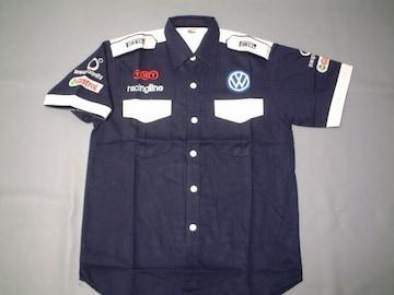 ★必見★激安★Volkswagen★Racing★ピットシャツ★XXL★新品★