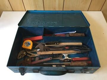 ツールボックス 工具付きセット ringstar ドライバ 鋸 カッター