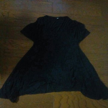 SLY 黒 美品 2号 着丈70cm